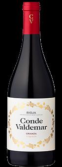 Köstlichalkoholisches - 2015 Conde Valdemar Crianza in der Magnumflasche Rioja DOCa 1,5 Literflasche - Onlineshop Ludwig von Kapff