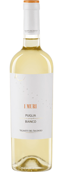Köstlichalkoholisches - 2020 Farnese I Muri Bianco Puglia IGP - Onlineshop Ludwig von Kapff