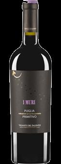Köstlichalkoholisches - 2020 Farnese I Muri Primitivo Puglia IGP - Onlineshop Ludwig von Kapff