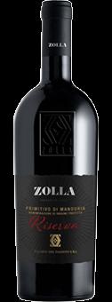 Köstlichalkoholisches - 2017 Farnese Zolla Primitivo di Manduria Riserva Salento - Onlineshop Ludwig von Kapff
