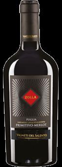 Köstlichalkoholisches - 2019 Farnese Zolla Primitivo Merlot Puglia IGP - Onlineshop Ludwig von Kapff