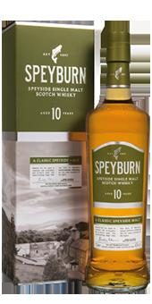 Köstlichalkoholisches - Speyburn 10 Years Old Whisky Single Malt Scotch Whisky 40 vol in Geschenkverpackung - Onlineshop Ludwig von Kapff