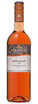 Köstlichalkoholisches - 2019 Ihringer Spätburgunder Weißherbst lieblich, Baden - Onlineshop Ludwig von Kapff