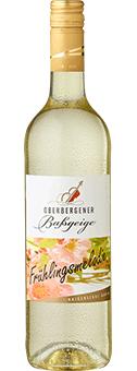 Köstlichalkoholisches - 2018 Oberbergener Baßgeige Frühlingsmelodie trocken, Baden - Onlineshop Ludwig von Kapff
