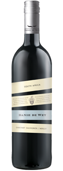 Danie de Wet Good Hope Cabernet Sauvignon Merlot Wine of Origin Western Cape 2017