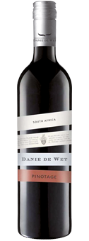 Danie de Wet ''Good Hope'' Pinotage Wine of Origin Robertson 2017