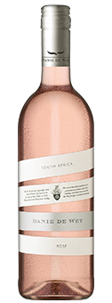 Danie de Wet ''Good Hope'' Rosé Wine of Origin Robertson 2018