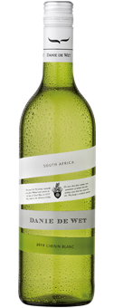 Danie de Wet ''Good Hope'' Chenin Blanc Wine of Origin Robertson 2017