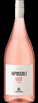 Köstlichalkoholisches - 2019 Laborie Impossible Rosé in der Magnumflasche Western Cape 1,5 Literflasche - Onlineshop Ludwig von Kapff