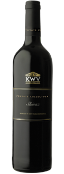 KWV Private Collection Shiraz Stellenbosch 2014