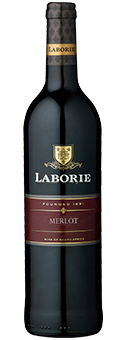 Laborie Merlot Wine of Origin Coastal Region 2015