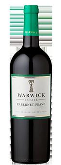 Köstlichalkoholisches - 2013 Warwick Estate Cabernet Franc Stellenbosch - Onlineshop Ludwig von Kapff