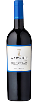 Warwick Estate The First Lady Wine of Origin Western Cape 2016