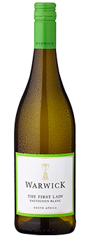 Köstlichalkoholisches - 2019 Warwick Estate The First Lady Sauvignon Blanc Wine of Origin Western Cape - Onlineshop Ludwig von Kapff