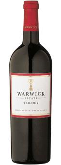 Warwick Estate Trilogy Stellenbosch 2014