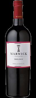 Köstlichalkoholisches - 2017 Warwick Estate Trilogy Stellenbosch - Onlineshop Ludwig von Kapff