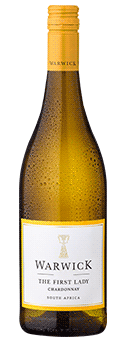 Köstlichalkoholisches - 2019 Warwick Estate The First Lady Unoaked Chardonnay Wine of Origin Western Cape - Onlineshop Ludwig von Kapff