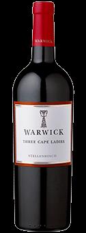 Köstlichalkoholisches - 2016 Warwick Estate »Three Cape Ladies« Stellenbosch - Onlineshop Ludwig von Kapff