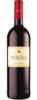 Abraham Perold Op die Berg Wine of Origin Paarl 2001