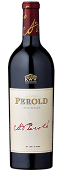 Abraham Perold Insignis Shiraz Wine of Origin Paarl 2012