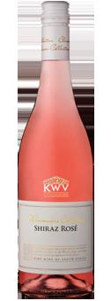 KWV Shiraz Rosé Western Cape 2017