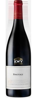 KWV Pinotage Western Cape 2015