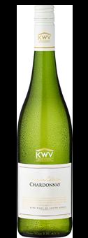 KWV Chardonnay Wine of Western Cape 2017