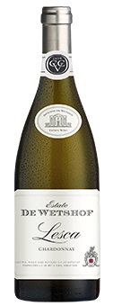 De Wetshof Estate ''Lesca'' Chardonnay Wine of Origin Robertson 2017