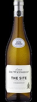 Köstlichalkoholisches - 2016 De Wetshof Estate The Site Chardonnay Wine of Origin Robertson - Onlineshop Ludwig von Kapff