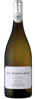 De Wetshof Estate The Site Chardonnay Wine of Origin Robertson 2015