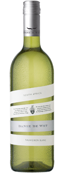 Danie de Wet ''Good Hope'' Sauvignon Blanc Wine of Origin Robertson 2018