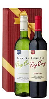 Weinpräsent »Big Easy Duo« Die Geschenkidee im 2er Präsentkarton