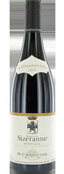 """M. Chapoutier """"Monier de la Sizeranne"""""""