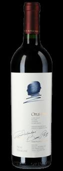 Opus One Mondavi Rothschild