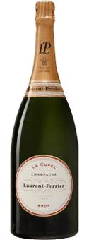 Laurent-Perrier La Cuvée Champagner in der Magnumflasche