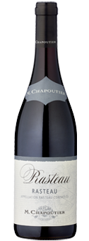 "M. Chapoutier ""Rasteau"""