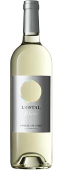 2017 L'Ostal Blanc