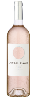 2015 Domaine L'Ostal Cazes Rosé