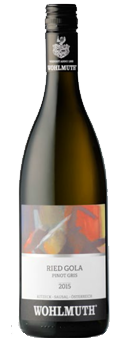 Wohlmuth Pinot Gris Gola