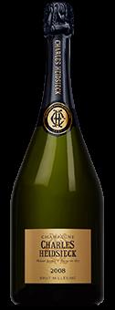 2008 Charles Heidsieck Brut Millésime Vintage Champagner