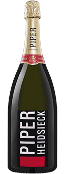 Piper-Heidsieck Brut Luminous in der Magnumflasche