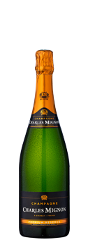 Charles Mignon Champagner - 0,375l