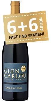 2017 Glen Carlou Barrel Select Syrah
