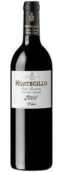 2001 Montecillo Gran Reserva, Selección Especial