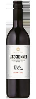 2015 Le Cochonnet Merlot