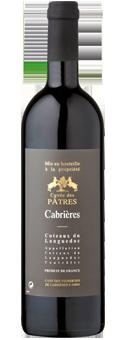 """Cabrières Rouge """"Cuvée des Pâtres"""""""