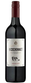 2017 Le Cochonnet Merlot 1 l