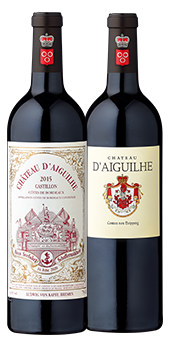 Château d'Aiguilhe - Roter Schafferwein 2020