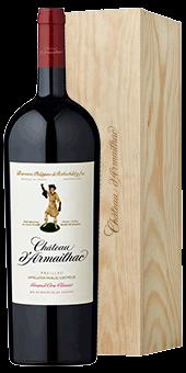 2015 Château d'Armailhac in der Magnumflasche