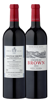 2014 Château Brown - Bremer Eiswette 2019